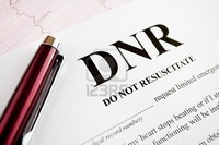 DNR (Do Not Resuscitate)