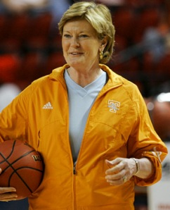 early-onset dementia, Alzheimer's type, Pat Summitt