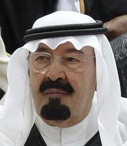 King Salman Saudi Arabia dementia going gentle into that good night