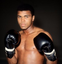 Going Gentle Into That Good Night Muhammad Ali Boxer