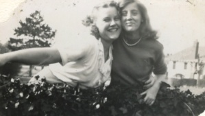 Mama and Ethel Pennell Sparks