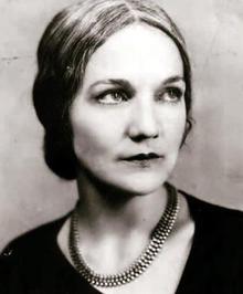 Katherine Anne Porter 1930