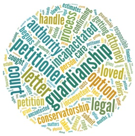 Petitioning for legal guardianship and conservatorship is a lengthy and costly process