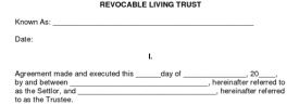 A Revocable Living Trust is A Good Option for Ensuring Elderly and End-of-Life Needs