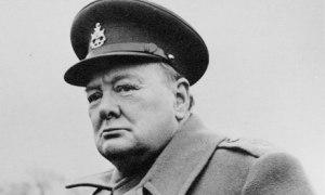Winston Churchill Vascular Dementia
