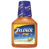 Tylenol PM is an over-the-counter anticholinergic medication