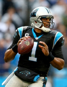 Cam Newton, Carolina Panthers quarterback, plays a very physical game, upping his risks of suffering concussions