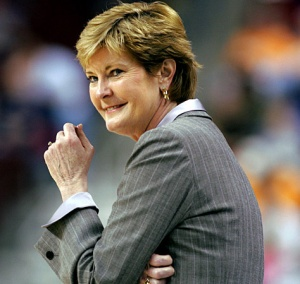 Coach Emeritus Pat Summitt, University of Tennessee (Knoxville) Women's Basketball Coach