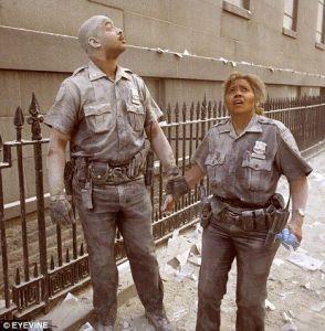 9/11/01 World Trade Center Police New York City