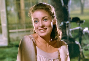 "Charmian Carr as Liesl in 1965's ""Sound of Music"""