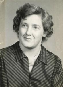 Muriel Foster Ross: 1929 - 2012