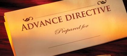 dementia advance directive